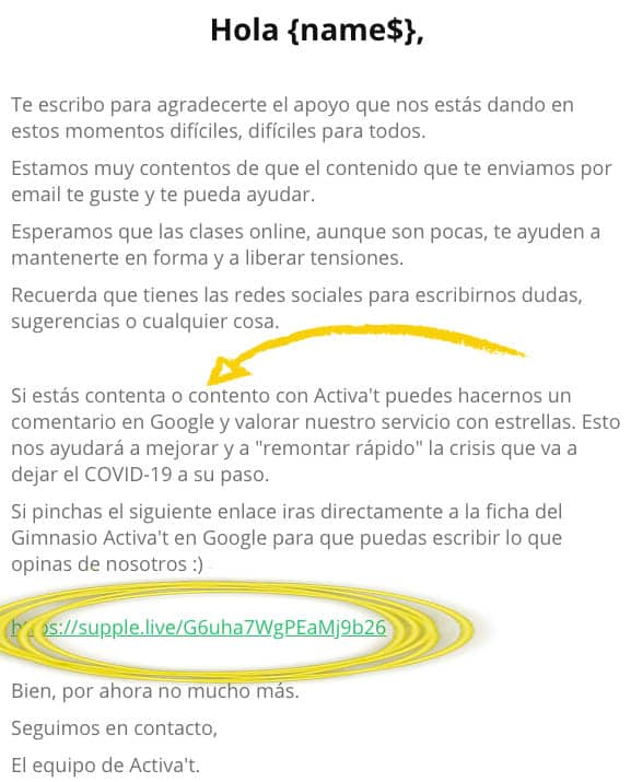 automatizazion de email marketing