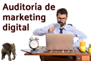auditoría de marketing digital